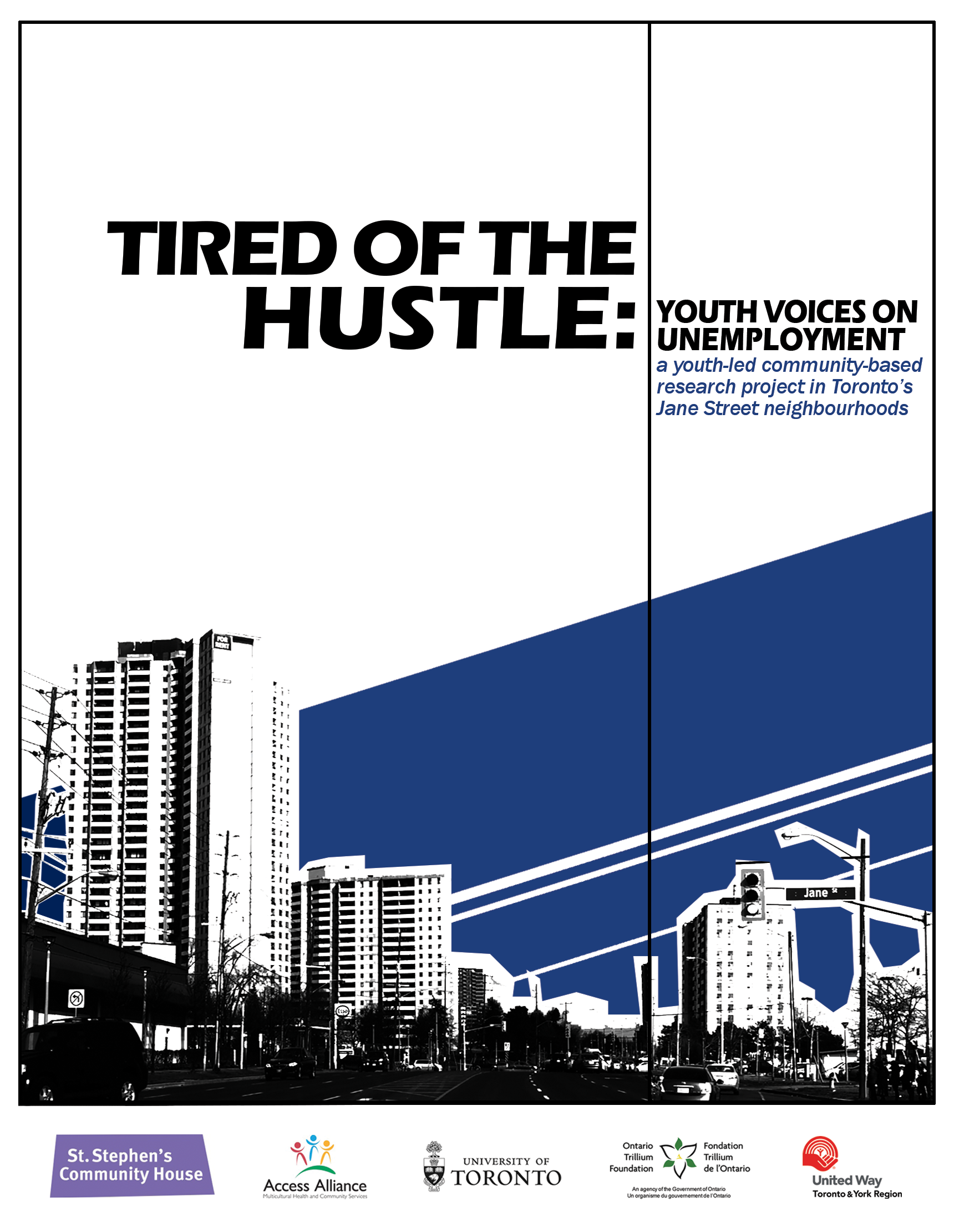 Tired of the Hustle: Youth Voices on Unemployment