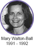 Mary Walton-Ball