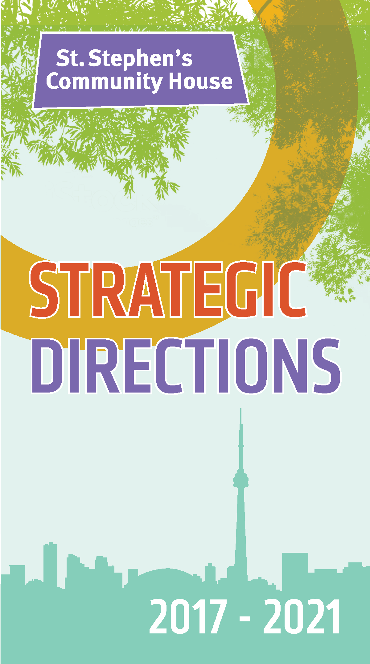 Strategic Directions 2017 - 2021