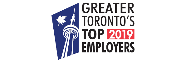 Greater Toronto's Top Employers 2019