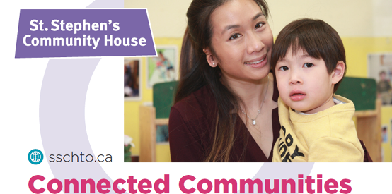 St. Stephen's Community House - Connected Communities