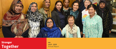Stronger Together: Annual Report 2019-2020